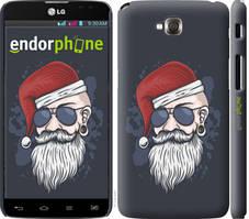 "Чехол на LG G Pro Lite Dual D686 Christmas Man ""4712c-440-535"""