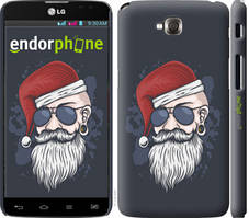 "Чохол на LG G Pro Lite Dual D686 Christmas Man ""4712c-440-535"""