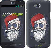"Чехол на LG L90 Dual D410 Christmas Man ""4712u-202-535"""