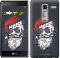"Чехол на LG Zero Christmas Man ""4712u-476-535"""