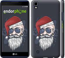 "Чехол на LG X Power K220DS Christmas Man ""4712c-398-535"""