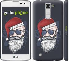 "Чехол на LG K8 K350E Christmas Man ""4712c-297-535"""
