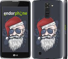 "Чехол на LG K7 Christmas Man ""4712c-451-535"""