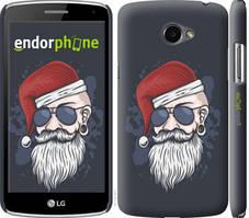 "Чехол на LG K5 X220 Christmas Man ""4712c-457-535"""