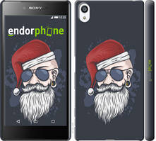 "Чехол на Sony Xperia Z5 Premium E6883 Christmas Man ""4712c-345-535"""