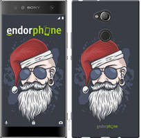 "Чехол на Sony Xperia XA2 Ultra H4213 Christmas Man ""4712u-1366-535"""
