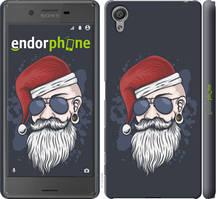 """Чехол на Sony Xperia X F5122 Christmas Man """"4712c-446-535"""""""