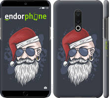 "Чехол на Meizu 15 Plus Christmas Man ""4712c-1473-535"""