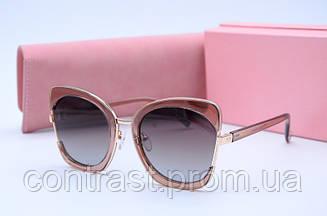 Солнцезащитные очки Miu Miu 2918 роз