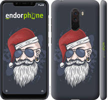"Чехол на Xiaomi Pocophone F1 Christmas Man ""4712c-1556-535"""