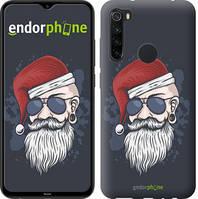 "Чехол на Xiaomi Redmi Note 8 Christmas Man ""4712c-1787-535"""