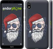 """Чехол на Xiaomi Redmi 7A Christmas Man """"4712c-1716-535"""""""