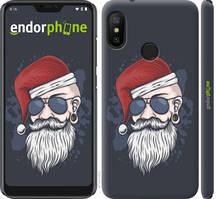 "Чехол на Xiaomi Redmi 6 Pro Christmas Man ""4712c-1595-535"""