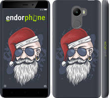 "Чехол на Xiaomi Redmi 4 Christmas Man ""4712c-417-535"""