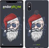 "Чехол на Xiaomi Mi8 SE Christmas Man ""4712u-1504-535"""