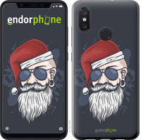 "Чехол на Xiaomi Mi8 Christmas Man ""4712u-1499-535"""