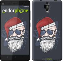 "Чехол на Xiaomi Mi4 Christmas Man ""4712u-163-535"""