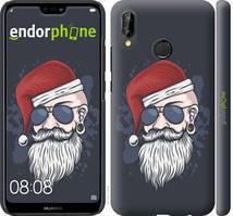 "Чехол на Huawei P20 Lite Christmas Man ""4712c-1410-535"""