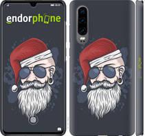 "Чехол на Huawei P30 Christmas Man ""4712c-1622-535"""