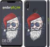 "Чехол на Huawei P Smart Plus Christmas Man ""4712c-1555-535"""