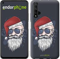 "Чехол на Huawei Honor 20 Christmas Man ""4712u-1697-535"""