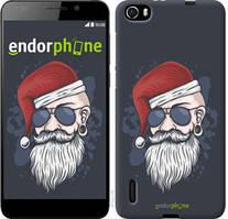 "Чехол на Huawei Honor 6 Christmas Man ""4712u-175-535"""