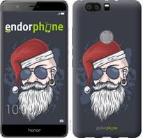 """Чехол на Huawei Honor V8 Christmas Man """"4712u-608-535"""""""