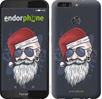 "Чехол на Huawei Honor V9 / Honor 8 Pro Christmas Man ""4712u-1246-535"""