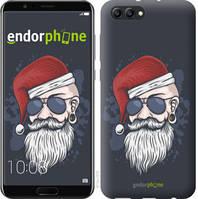 """Чехол на Huawei Honor V10 / View 10 Christmas Man """"4712u-1579-535"""""""
