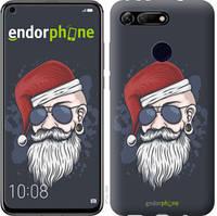 "Чехол на Huawei Honor View 20 Christmas Man ""4712u-1645-535"""