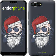 "Чехол на Huawei Honor 10 Christmas Man ""4712u-1496-535"""
