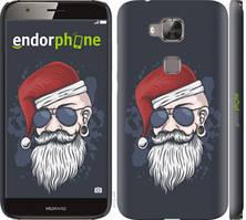 """Чехол на Huawei G8 Christmas Man """"4712c-493-535"""""""