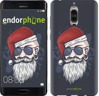 "Чехол на Huawei Mate 9 Pro Christmas Man ""4712u-819-535"""