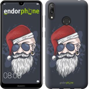 """Чехол на Huawei Y7 2019 Christmas Man """"4712u-1638-535"""""""