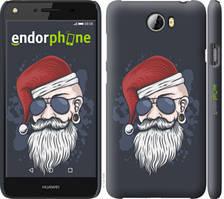 """Чехол на Huawei Y5 II Christmas Man """"4712c-496-535"""""""
