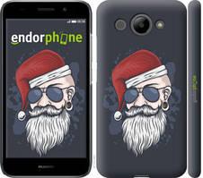 """Чехол на Huawei Y3 2017 Christmas Man """"4712c-991-535"""""""