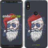 "Чехол на Motorola One Christmas Man ""4712u-1589-535"""
