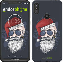 "Чехол на Motorola One Power Christmas Man ""4712u-1588-535"""