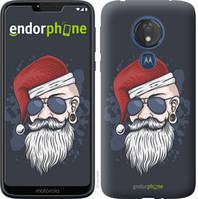 "Чехол на Motorola Moto G7 Power Christmas Man ""4712u-1657-535"""