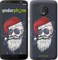 "Чехол на Motorola Moto G6 Christmas Man ""4712u-982-535"""