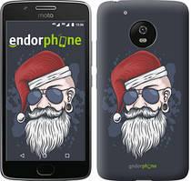 "Чехол на Motorola Moto G5 Christmas Man ""4712u-832-535"""