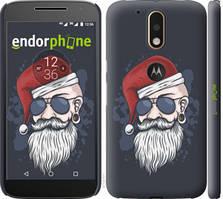 "Чехол на Motorola MOTO G4 Christmas Man ""4712c-511-535"""