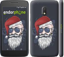 "Чехол на Motorola Moto G4 Play Christmas Man ""4712c-860-535"""