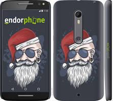 "Чехол на Motorola Moto X Style Christmas Man ""4712c-455-535"""