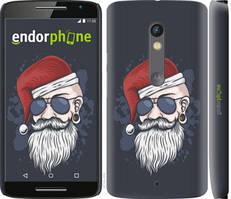 "Чехол на Motorola Moto X Play Christmas Man ""4712c-459-535"""