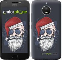 "Чехол на Motorola Moto E4 Christmas Man ""4712u-981-535"""