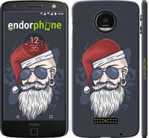 "Чехол на Motorola MOTO Z Christmas Man ""4712c-419-535"""