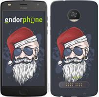 "Чехол на Motorola Moto Z2 Play Christmas Man ""4712u-1001-535"""