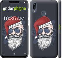 "Чехол на Asus Zenfone Max M2 ZB633KL Christmas Man ""4712c-1629-535"""