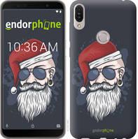 "Чехол на Asus ZenFone Max Pro M1 ZB602KL Christmas Man ""4712u-1647-535"""